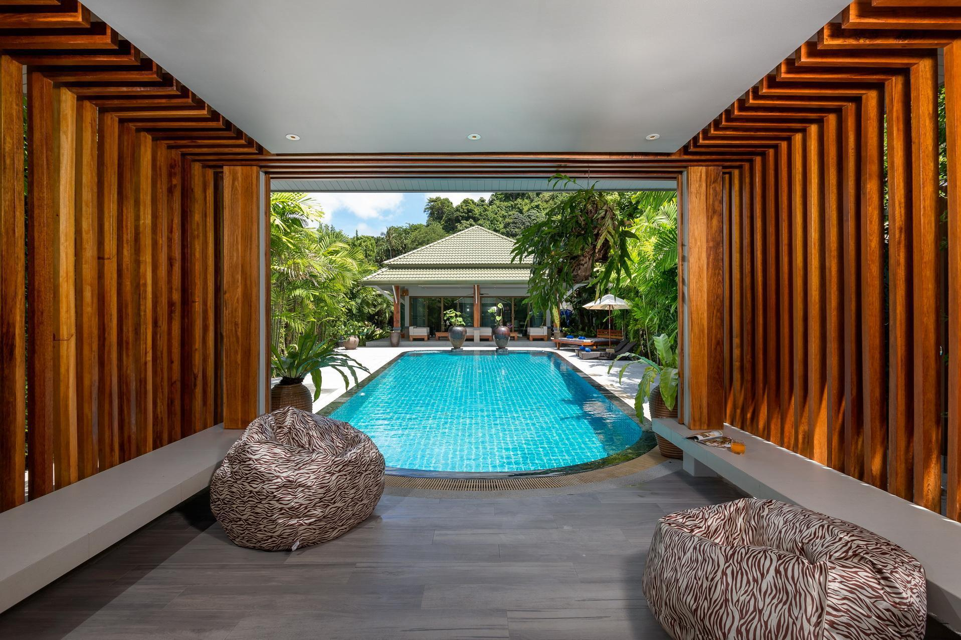 Villa Dok Keaw วิลลา 4 ห้องนอน 5 ห้องน้ำส่วนตัว ขนาด 368 ตร.ม. – กะรน