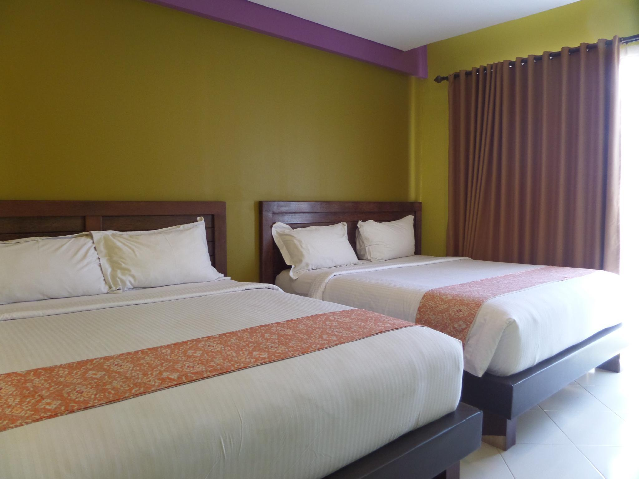 Twin Room For 40 Person Alkyfa 1 Denpasar