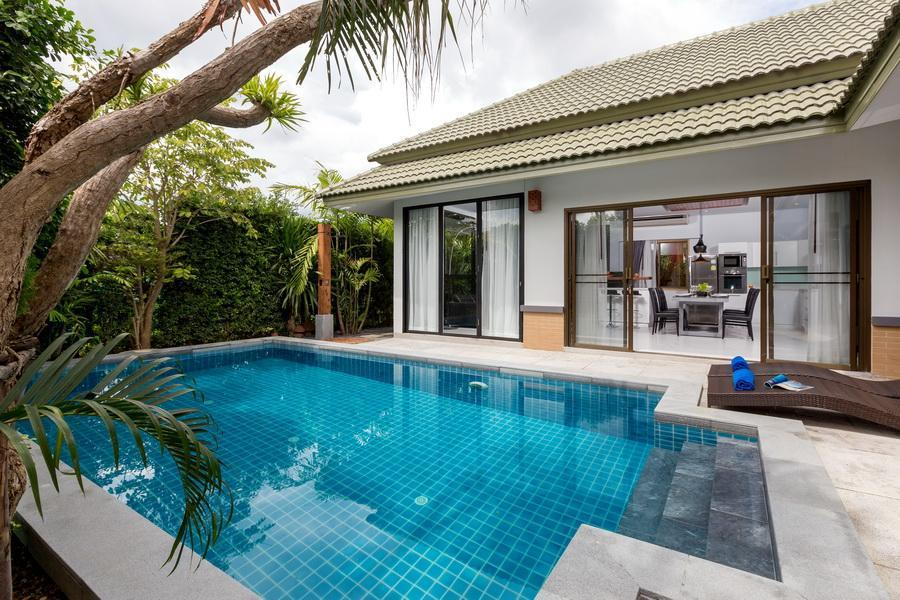 Villa Da Laah วิลลา 3 ห้องนอน 3 ห้องน้ำส่วนตัว ขนาด 215 ตร.ม. – กะรน
