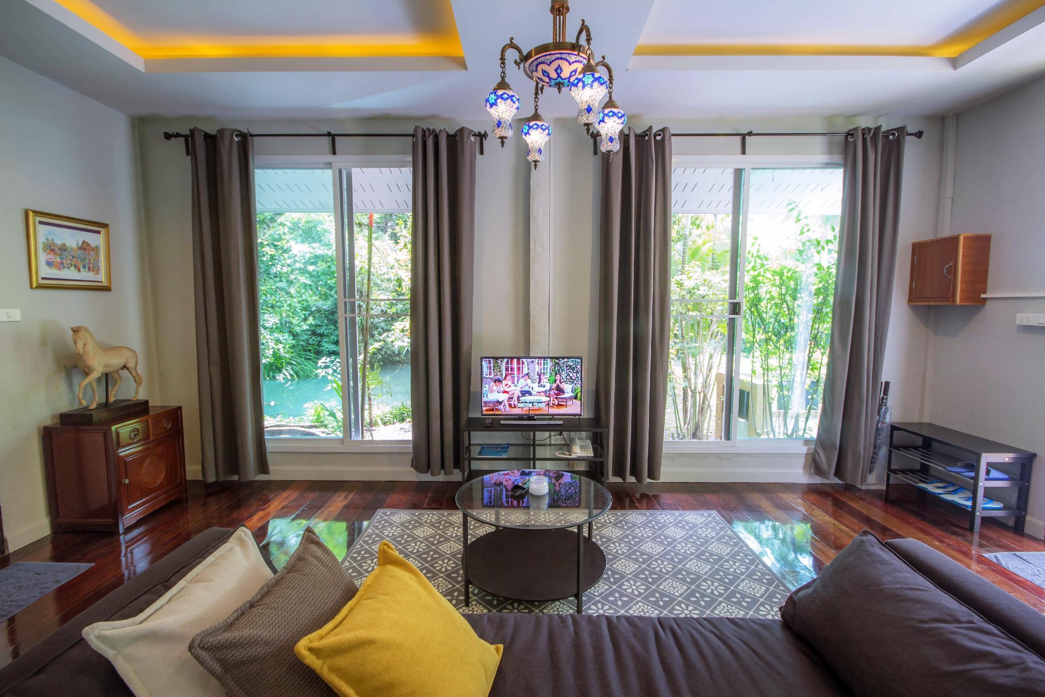 Natural Paradise Villa 103