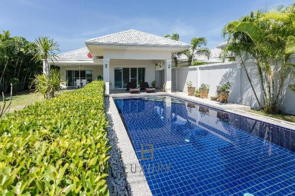 3 Bedroom Pool Villa L55 Hua Hin