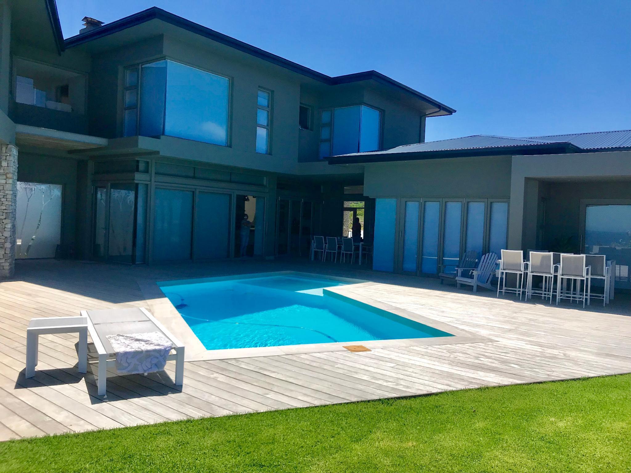 Villa Plett  Holiday Rental In Secure Estate