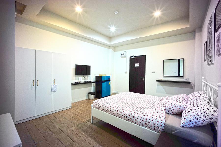 U Studio at 26 bed and coffee สตูดิโอ อพาร์ตเมนต์ 1 ห้องน้ำส่วนตัว ขนาด 32 ตร.ม. – บางแสน