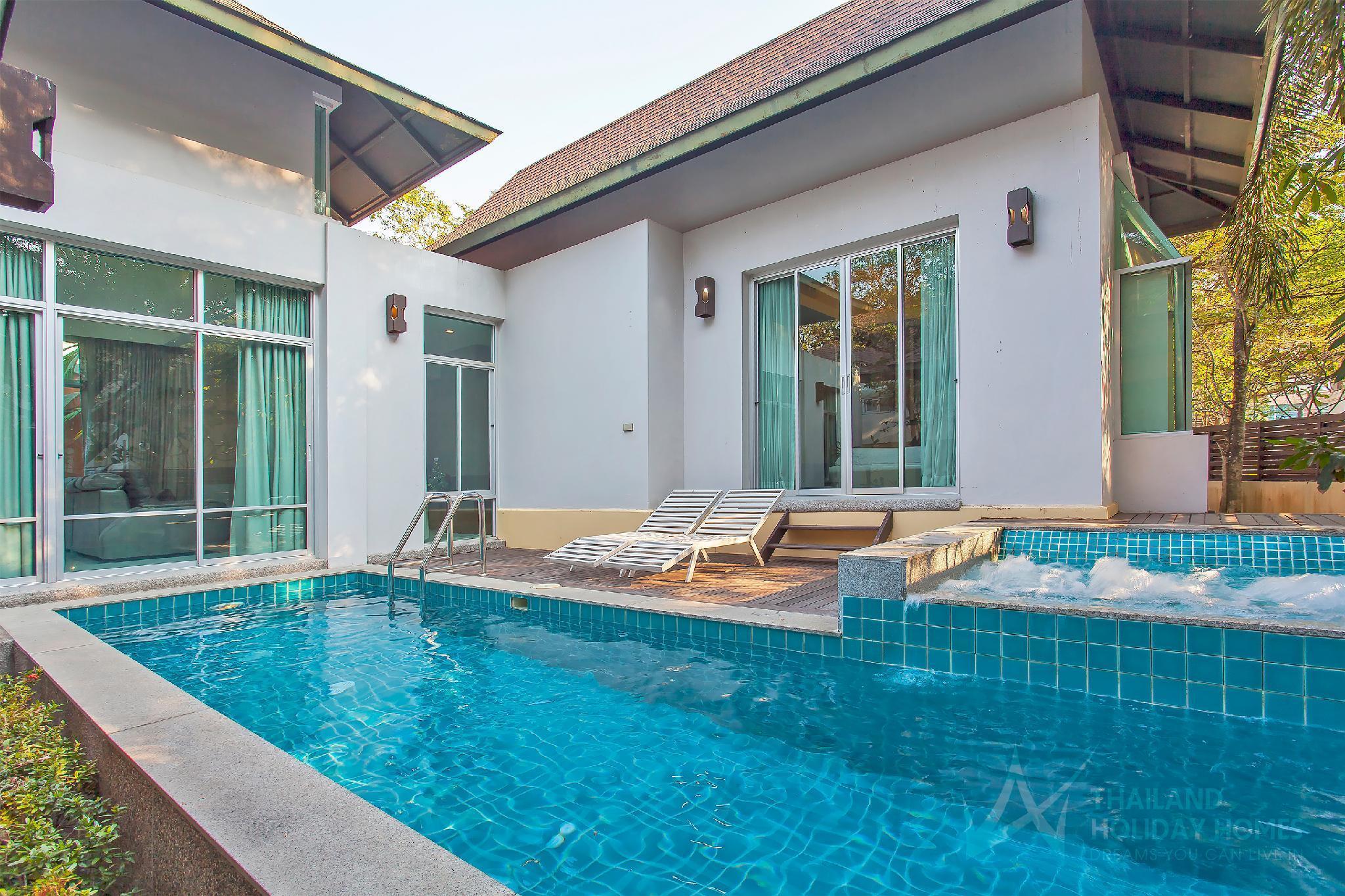 Villa Mentha   Chic 2 Bed Pool Home in Jomtien วิลลา 2 ห้องนอน 2 ห้องน้ำส่วนตัว ขนาด 130 ตร.ม. – นาจอมเทียน