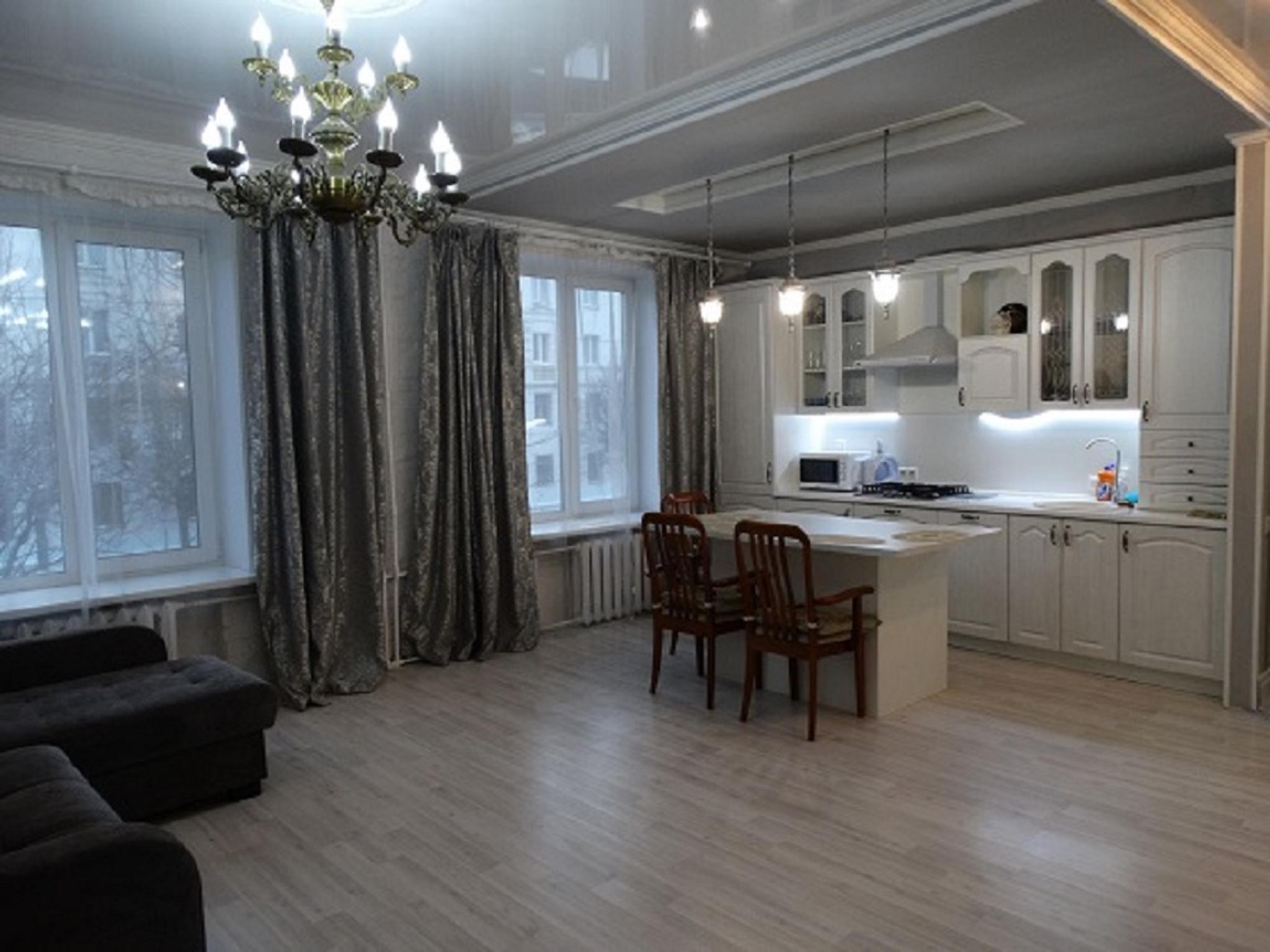 Apartments On Gorky