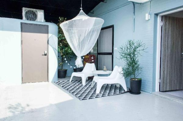 Nordic Style Apartment with Roof Terrace Taipei