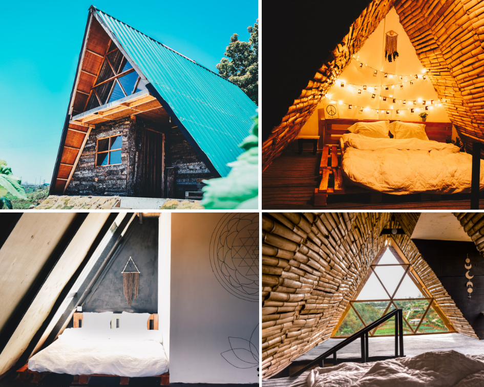 Hideout Cabins | the vibe