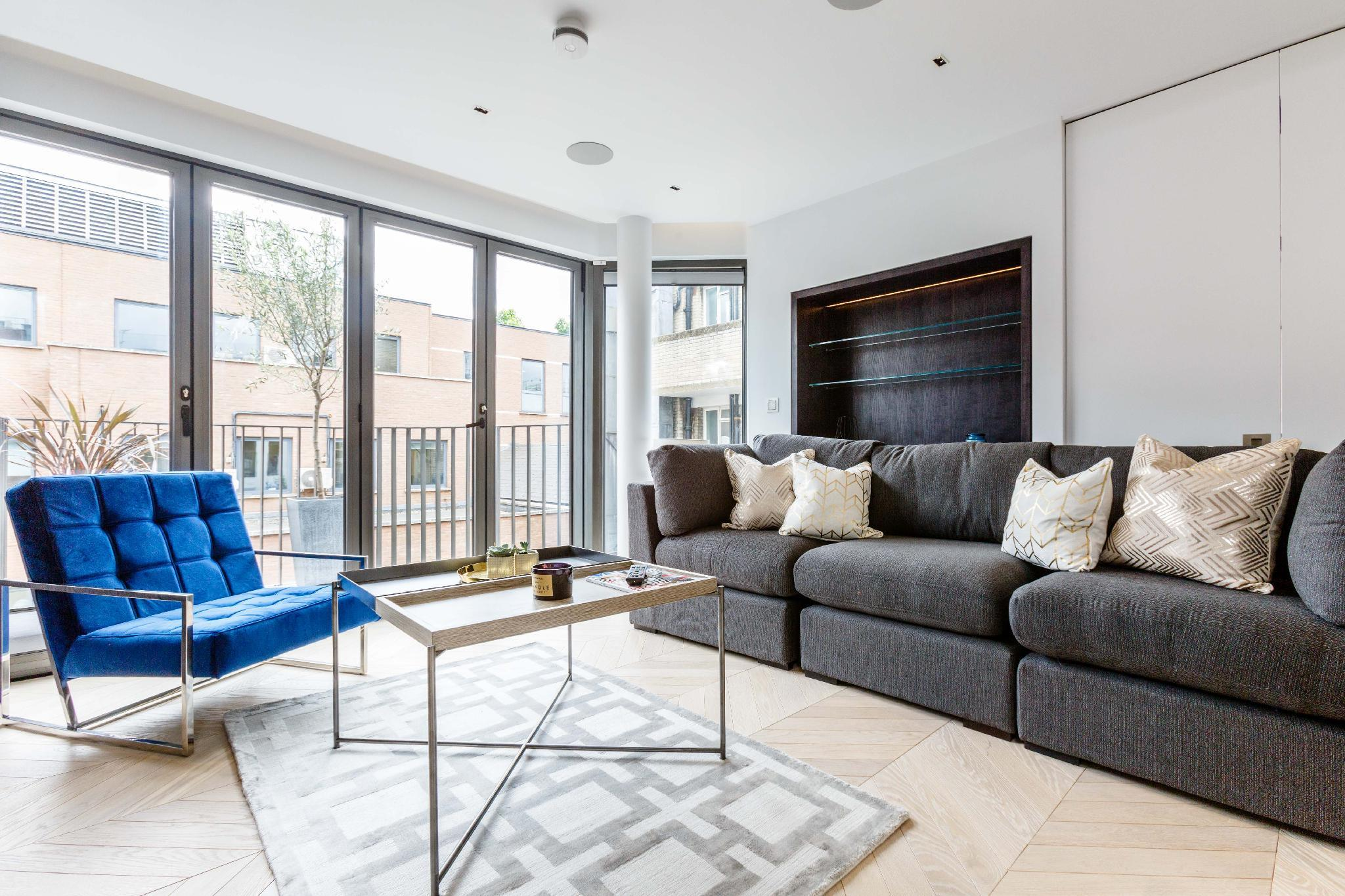 Goodge Street III - Amazing apartment in FITZROVIA
