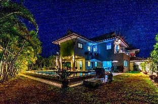 [カオタオ]ヴィラ(360m2)| 3ベッドルーム/3バスルーム 3 Bedroom Pool Villa With Amazing Views TH2