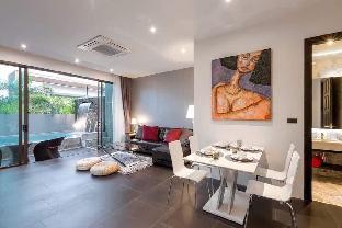 [チャロン]ヴィラ(140m2)| 2ベッドルーム/2バスルーム 2Bedrooms Boutique Pool Villa at Chalong Phuket