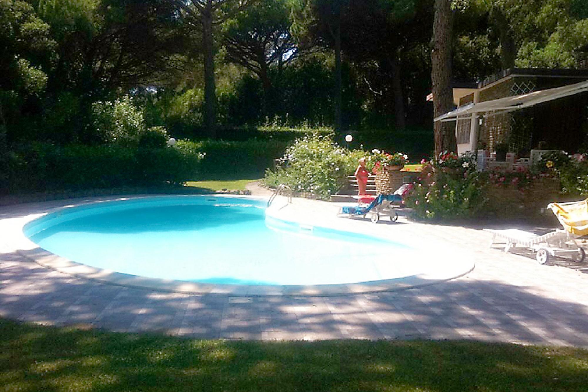Punta Ala   Splendid Villa With Pool And Garden