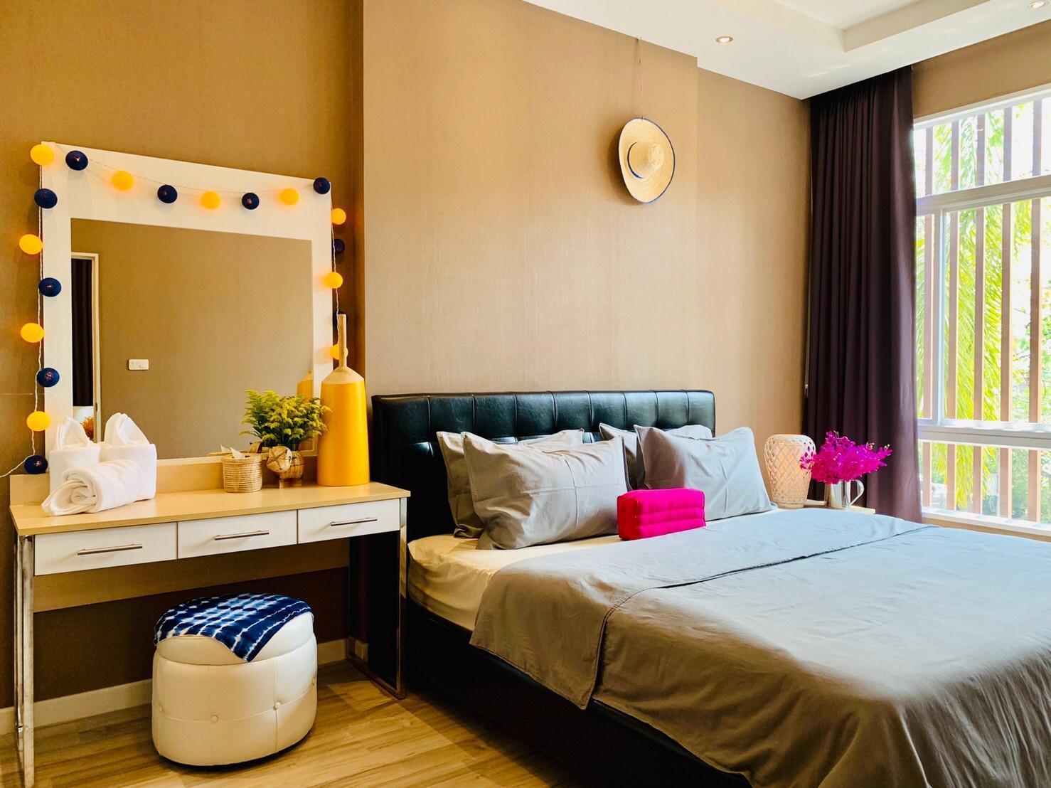 Fresh Room@Chiangmai  pool+gym  15min Fr Airport
