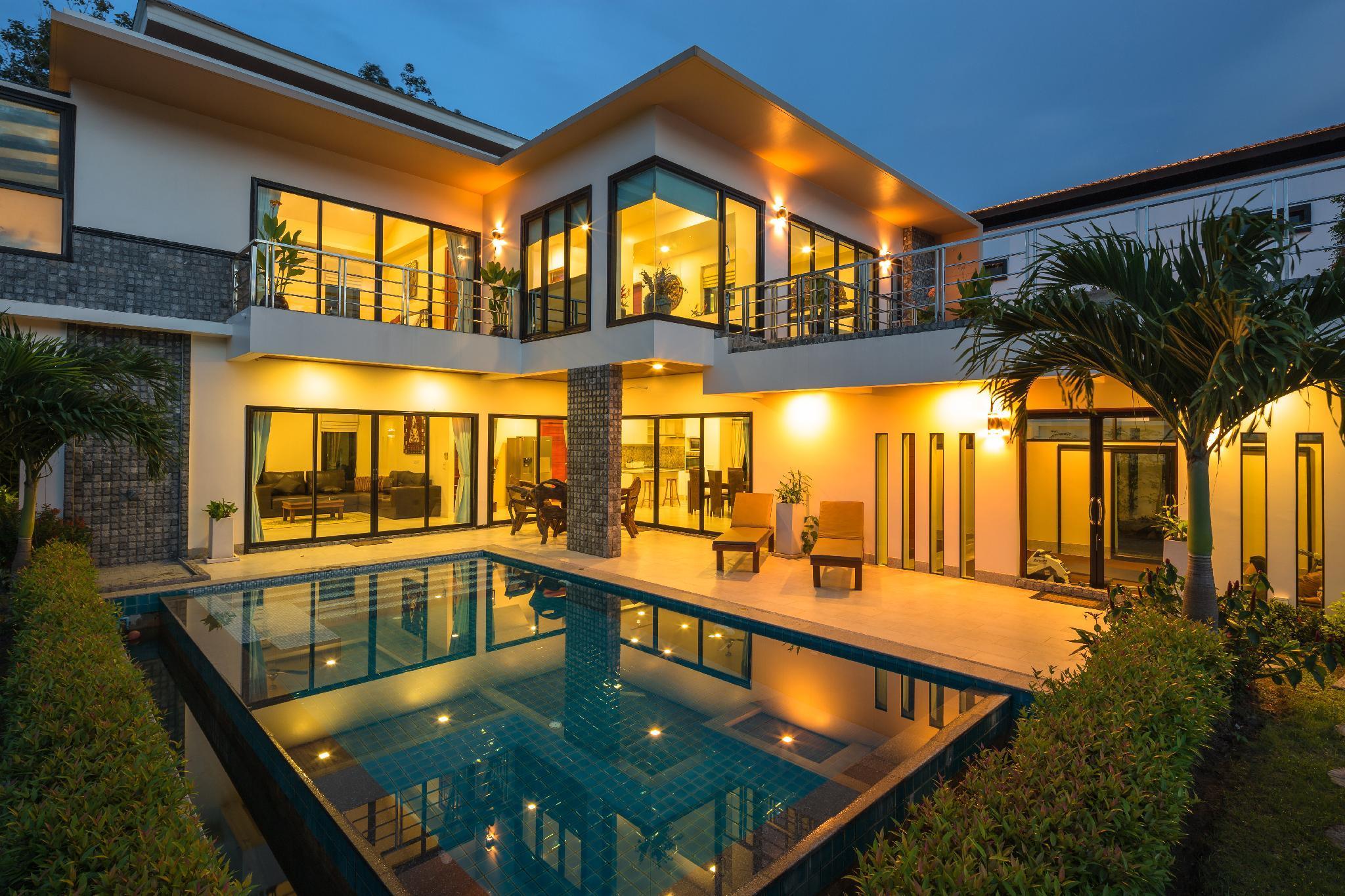 Dreamz Tropical Private Pool Villa