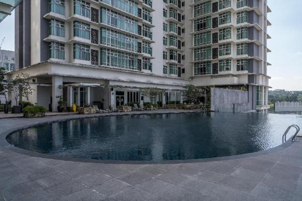 OYO Home 669 Premium Studio Dua Sentral Kuala Lumpur