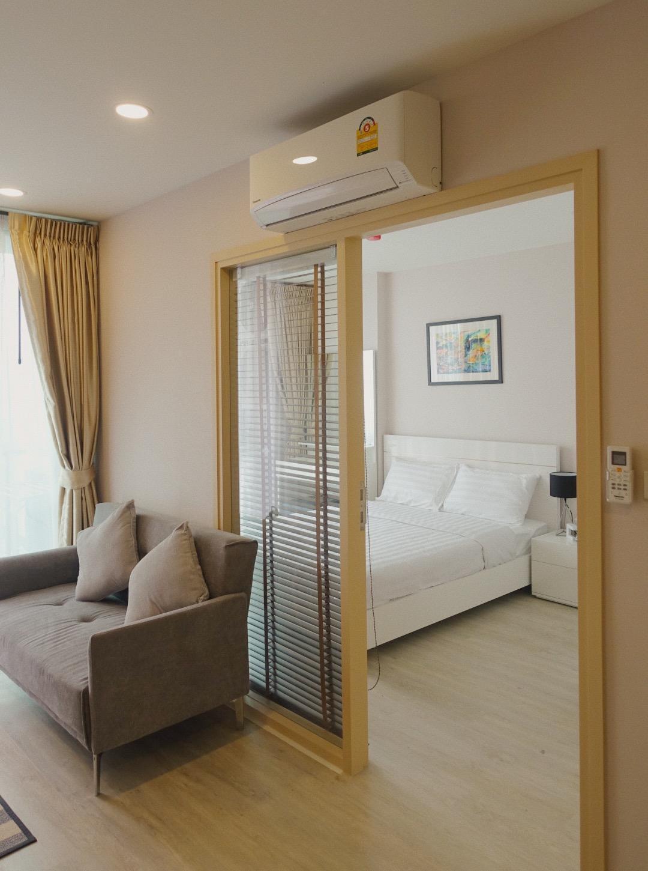 Luxury room in hippest area Nimman อพาร์ตเมนต์ 1 ห้องนอน 1 ห้องน้ำส่วนตัว ขนาด 35 ตร.ม. – นิมมานเหมินทร์
