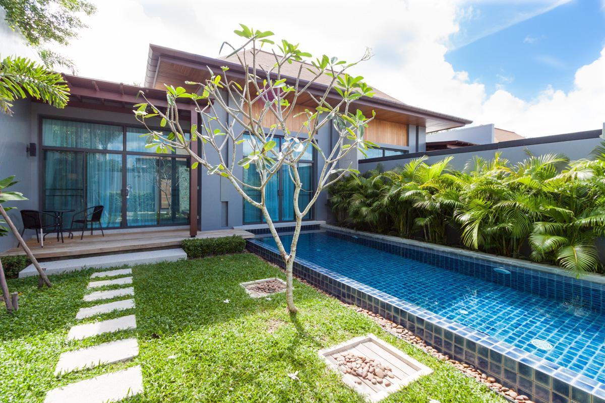 Saiyuan Estate Villa M1 By RentInPkuket