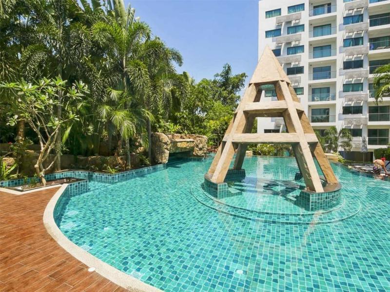 2 bedrooms Private beach. Club Royal pattaya อพาร์ตเมนต์ 2 ห้องนอน 1 ห้องน้ำส่วนตัว ขนาด 61 ตร.ม. – นาเกลือ/บางละมุง