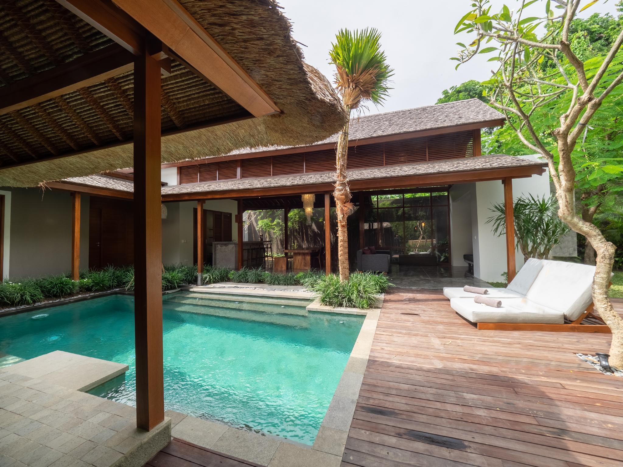 Villa Flamboyant 10 Minutes To Canggu Beach