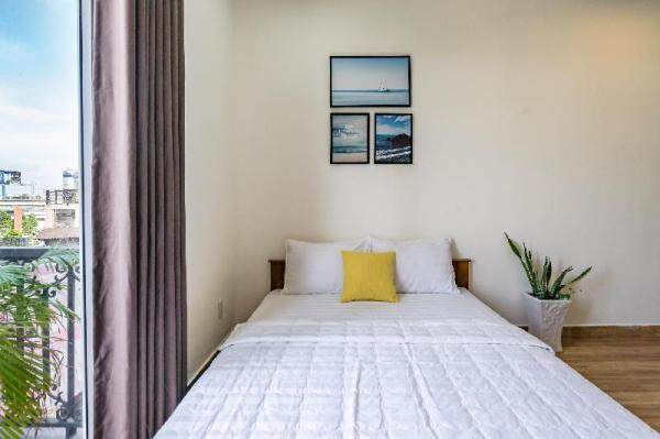 Service apartment Thảo Điền Sunshine  Bacony 101 Ho Chi Minh City