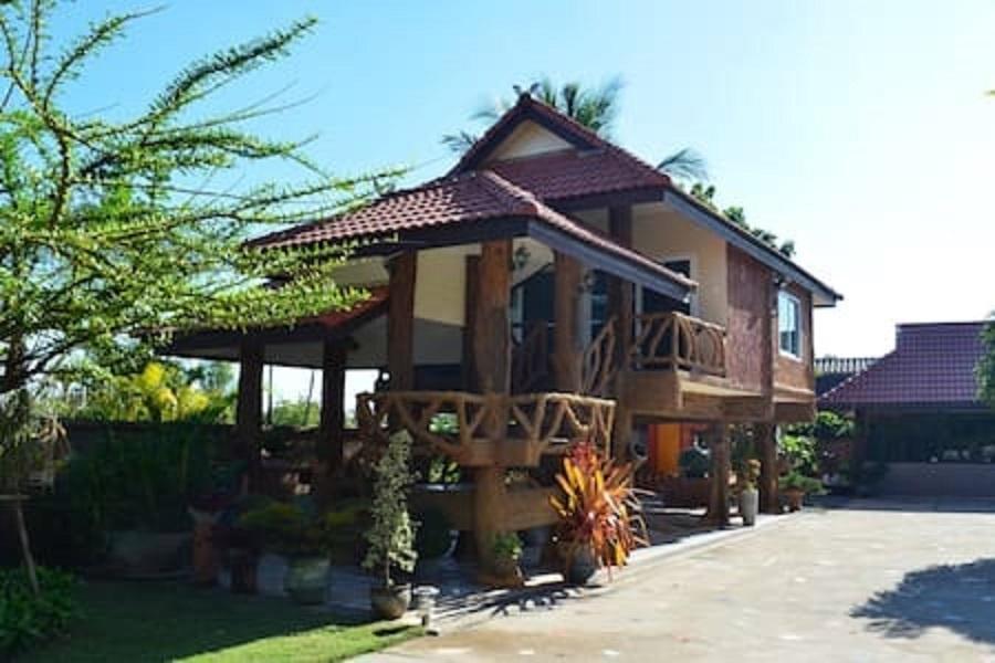 Baan Tonmai Private Residence สตูดิโอ บังกะโล 2 ห้องน้ำส่วนตัว ขนาด 46 ตร.ม. – หางดง
