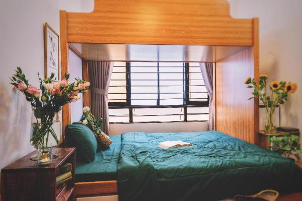 Piglet homestay No.6 - Faimily room for 3 guests Ho Chi Minh City