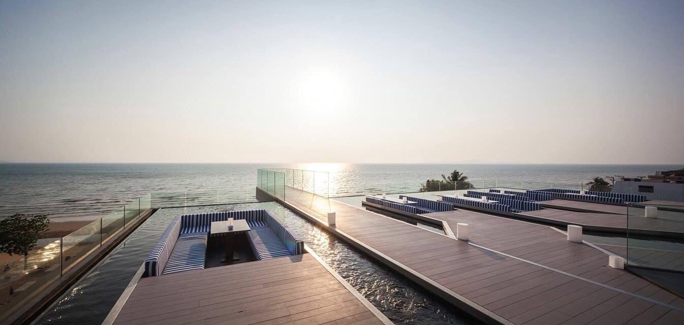 Veranda Residence Luxury Living 3BD Pattaya อพาร์ตเมนต์ 3 ห้องนอน 2 ห้องน้ำส่วนตัว ขนาด 120 ตร.ม. – นาจอมเทียน