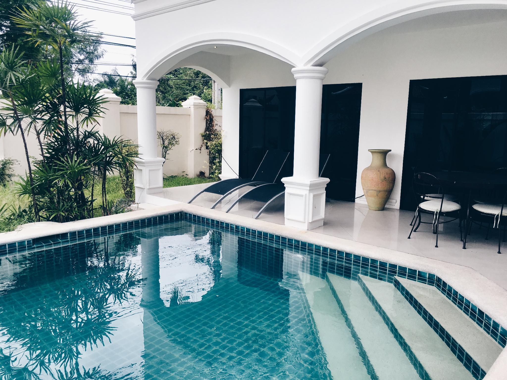 RAI Ocean Lane Luxury Villas วิลลา 3 ห้องนอน 3 ห้องน้ำส่วนตัว ขนาด 170 ตร.ม. – บางสเหร่