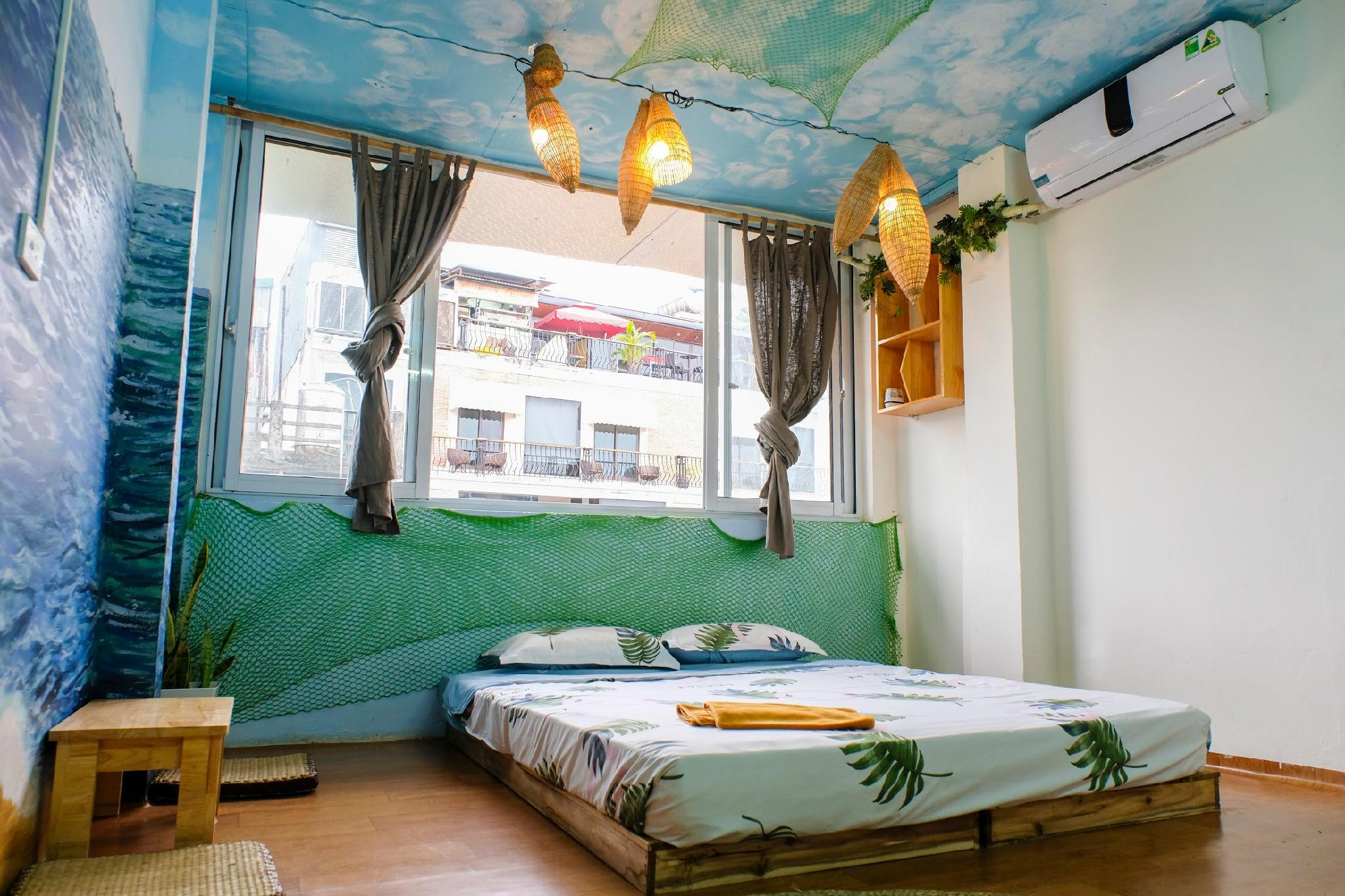 Minh's Downtown Quiet Cozy House 3 Mins To Ta Hien