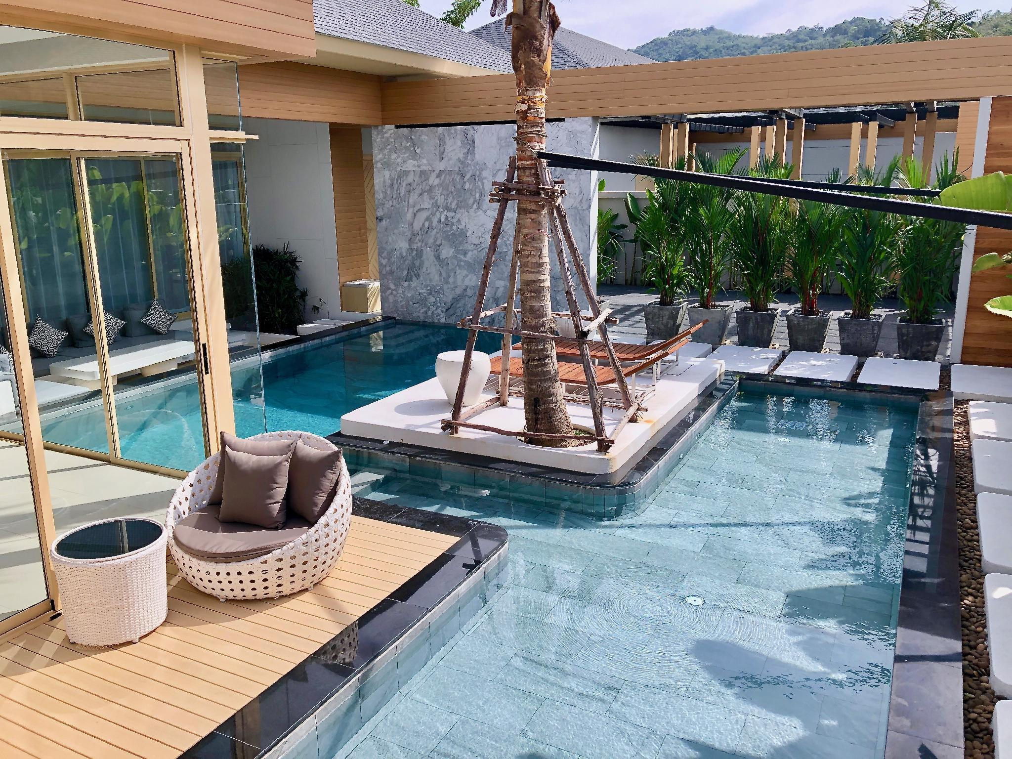 Himmapana Luxury 2 Bedroom Villa With 2 Pools