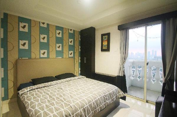 1-Bedroom at The Boulevard Apartment Tanah Abang Jakarta