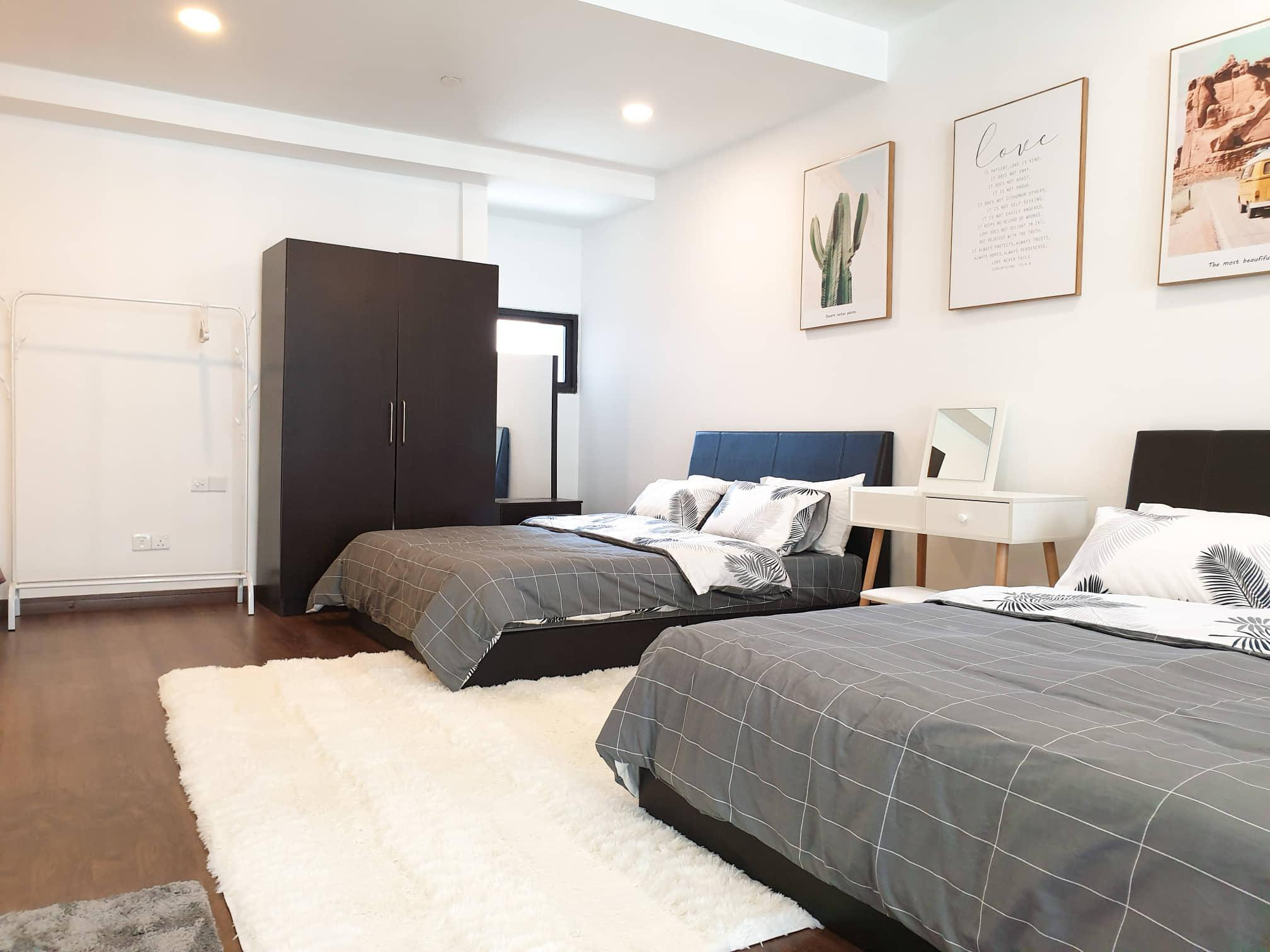 Cozy Home@Riverson Soho City Center Near Imago