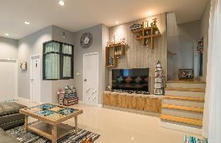[クラビ タウン]一軒家(120m2)| 4ベッドルーム/3バスルーム Krabi sweety home