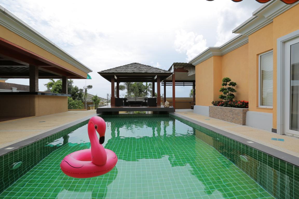 X mountain 4BR Boutique Luxury Villa วิลลา 4 ห้องนอน 5 ห้องน้ำส่วนตัว ขนาด 800 ตร.ม. – พัทยากลาง
