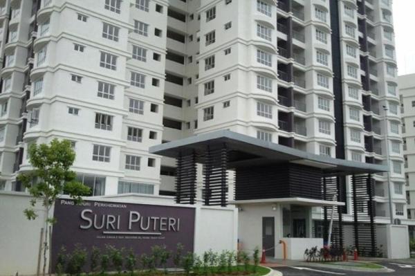 HOMESTAY SURI PUTERI SEKSYEN 20 Shah Alam