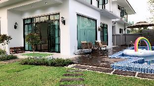 [シャロンムアン]ヴィラ(251m2)| 4ベッドルーム/4バスルーム Madami 3 Chiang Mai Pool Villa
