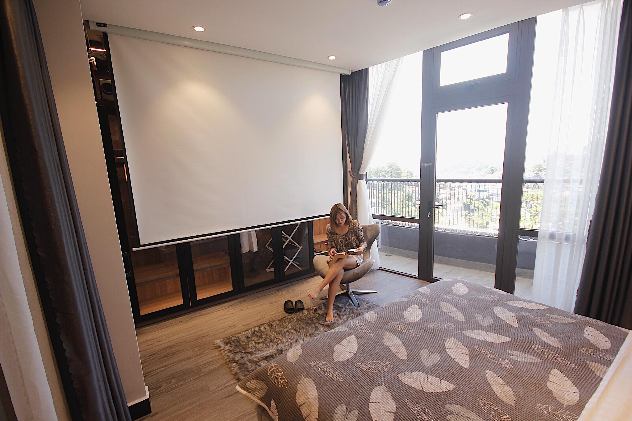 The Luxstay With Panorama View