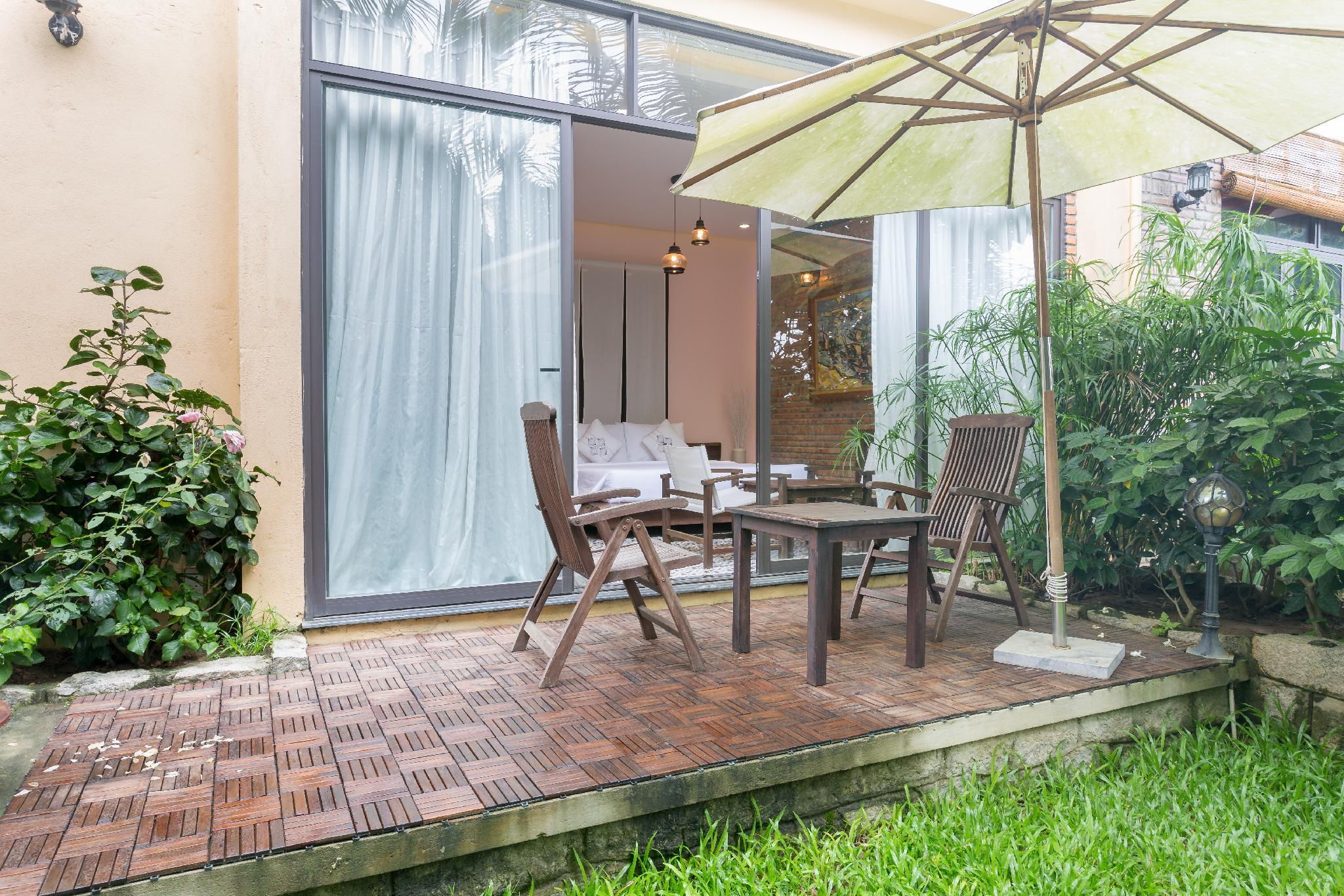 Cam Nam Riverside House With 3 Bedrooms For 6 Ppl