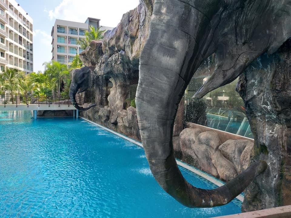 Laguna Beach Resort 3 The Maldives , Pataya city สตูดิโอ บังกะโล 1 ห้องน้ำส่วนตัว ขนาด 27 ตร.ม. – หาดจอมเทียน