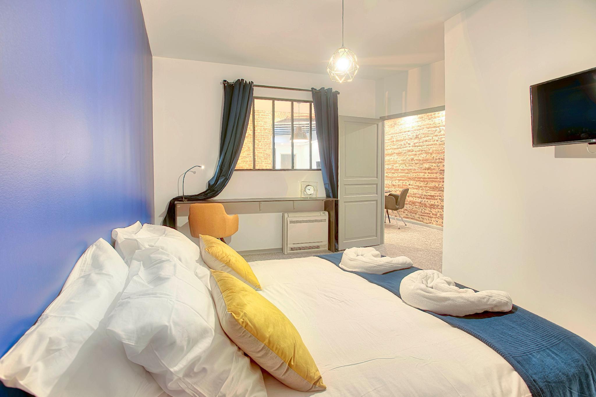 Villa Lafaille Apartment Hotel Standing