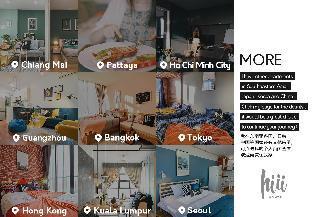 [スクンビット]アパートメント(29m2)| 1ベッドルーム/1バスルーム 【hiii】Oasis View★BTS ThongLo/Free Pool&Gym-BKK142