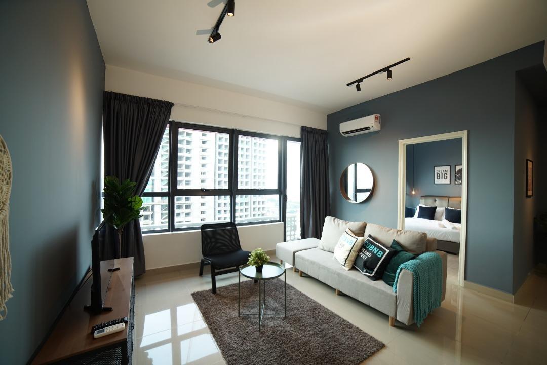 KLCC Stunning View 2 Bedroom In Arte Plus  AT333