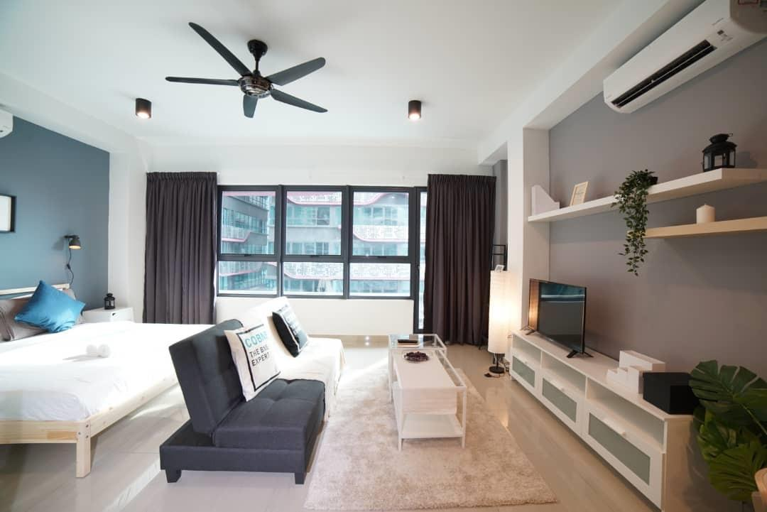 KL Arte Plus Modern Living Studio@COBNB  AT101