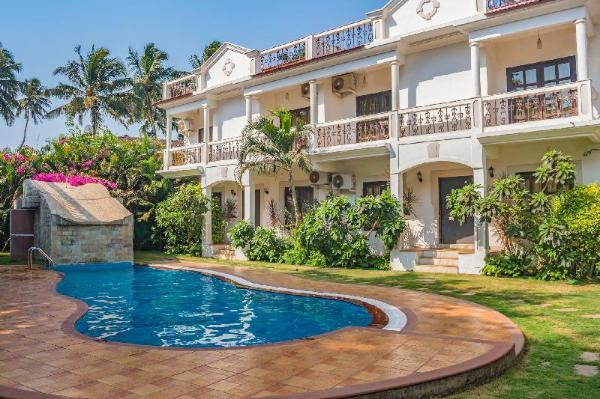 Serviced 3 BHK villa with pool/73596 Goa