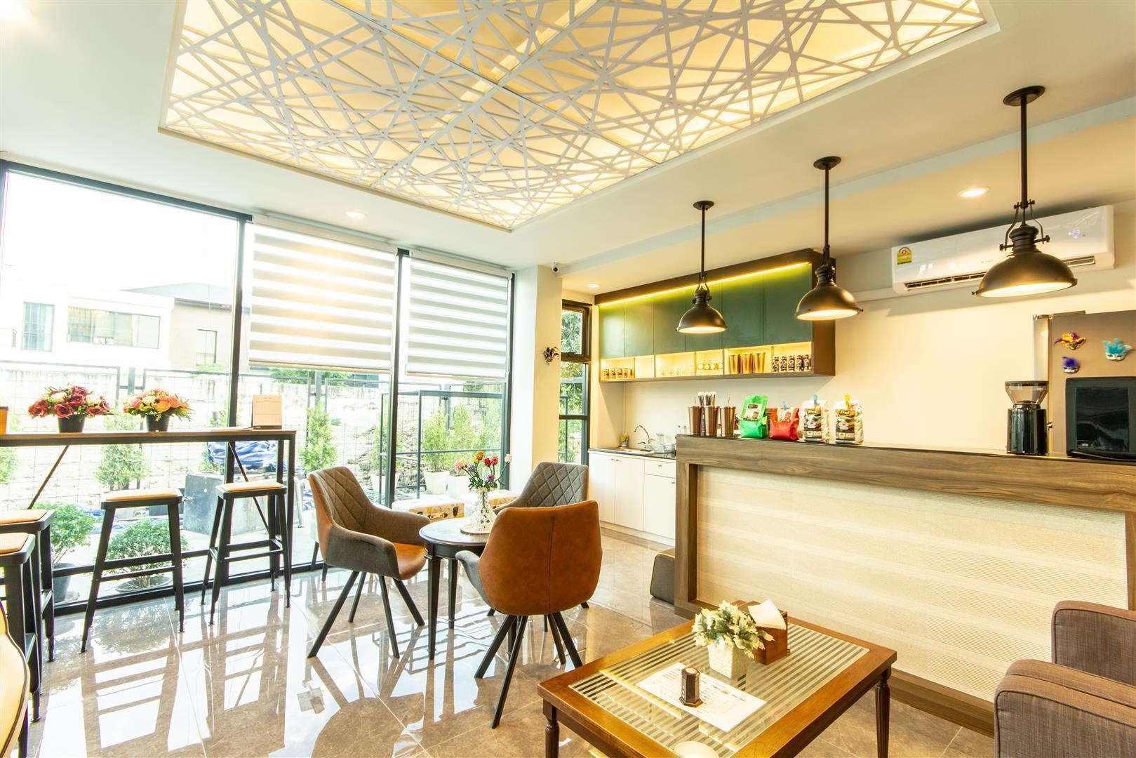 Plearnwan Deluxe Newroom WiFi near Lat Phrao MRT สตูดิโอ อพาร์ตเมนต์ 1 ห้องน้ำส่วนตัว ขนาด 24 ตร.ม. – รัชดาภิเษก