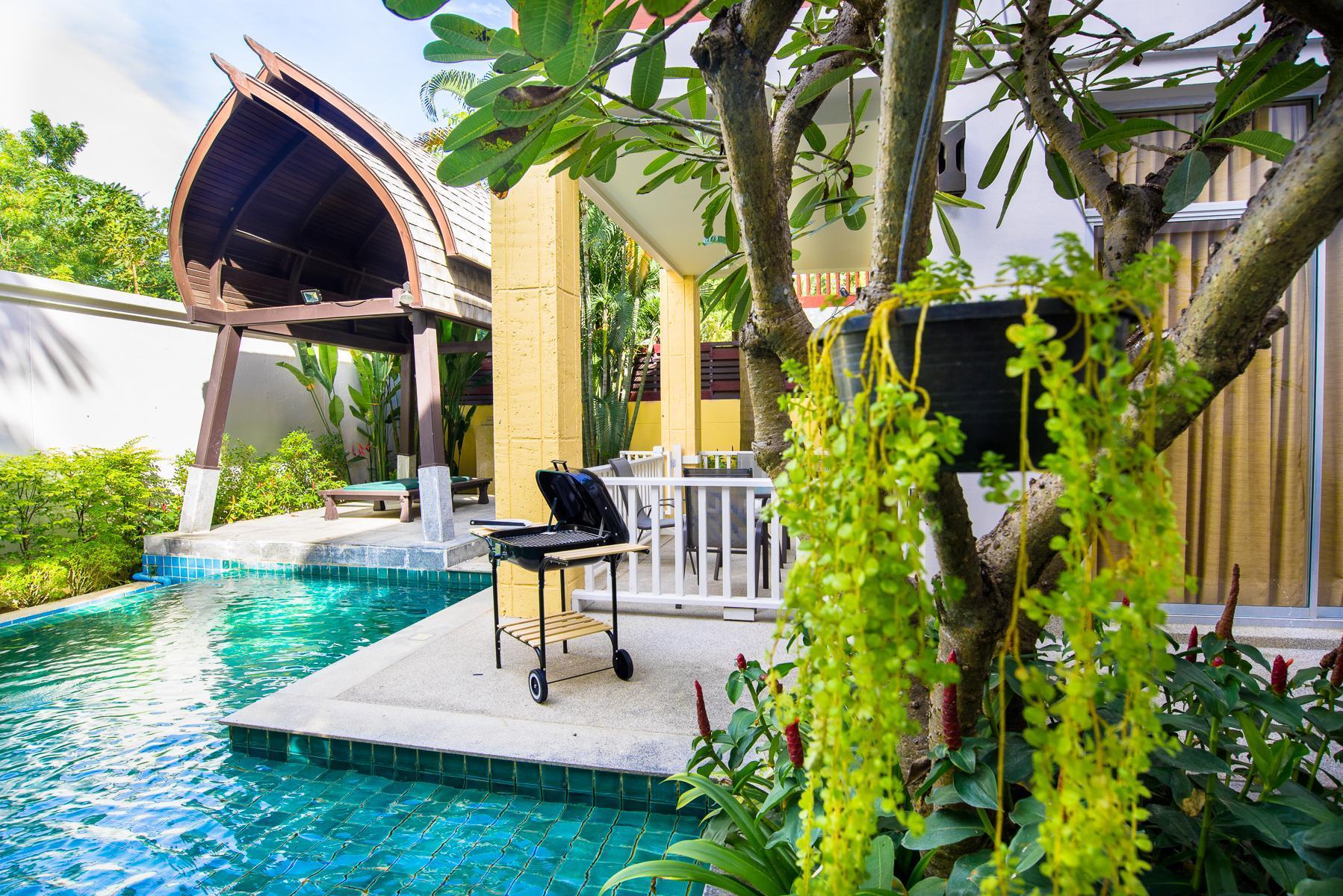 AnB Private Poolvilla 4BR Close Jomtian Beach