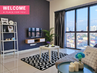 5-6Pax cozy suite Icon City@Petaling Jaya & Sunway - Kuala Lumpur
