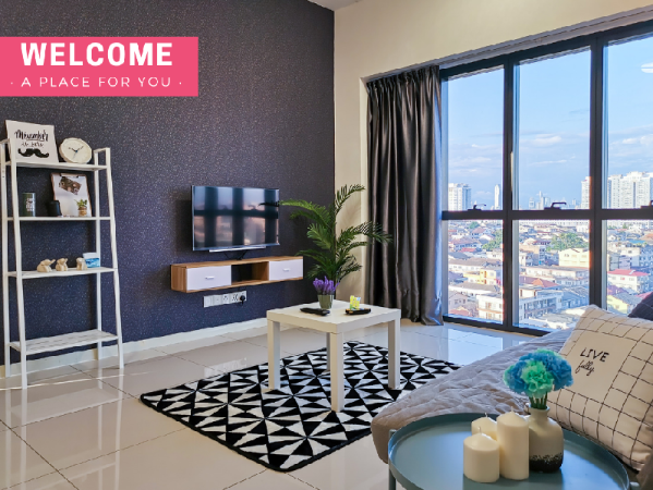 5-6Pax cozy suite Icon City@Petaling Jaya & Sunway Kuala Lumpur