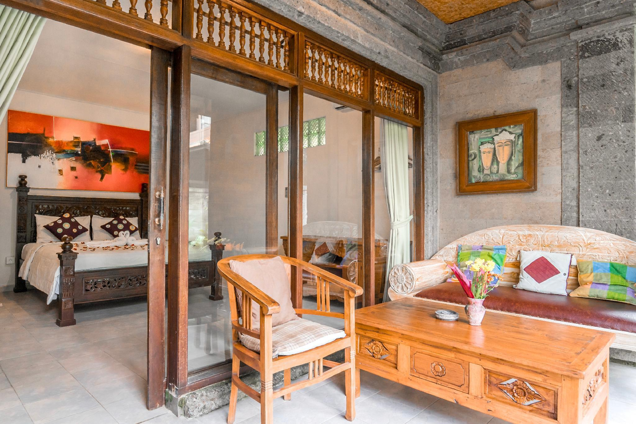 BEST Rooms + Pool 5 Minutes Ride From Ubud Center