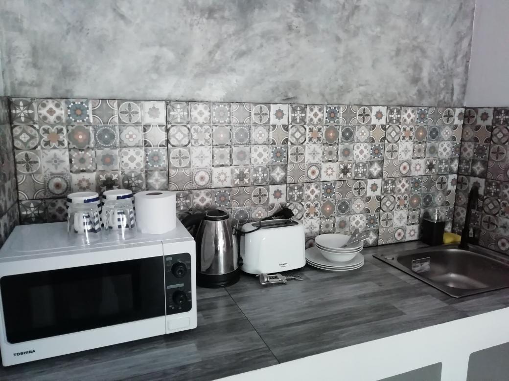 Loft style studio 500m from Saikaew beach สตูดิโอ อพาร์ตเมนต์ 1 ห้องน้ำส่วนตัว ขนาด 24 ตร.ม. – กลางเมืองสเม็ด