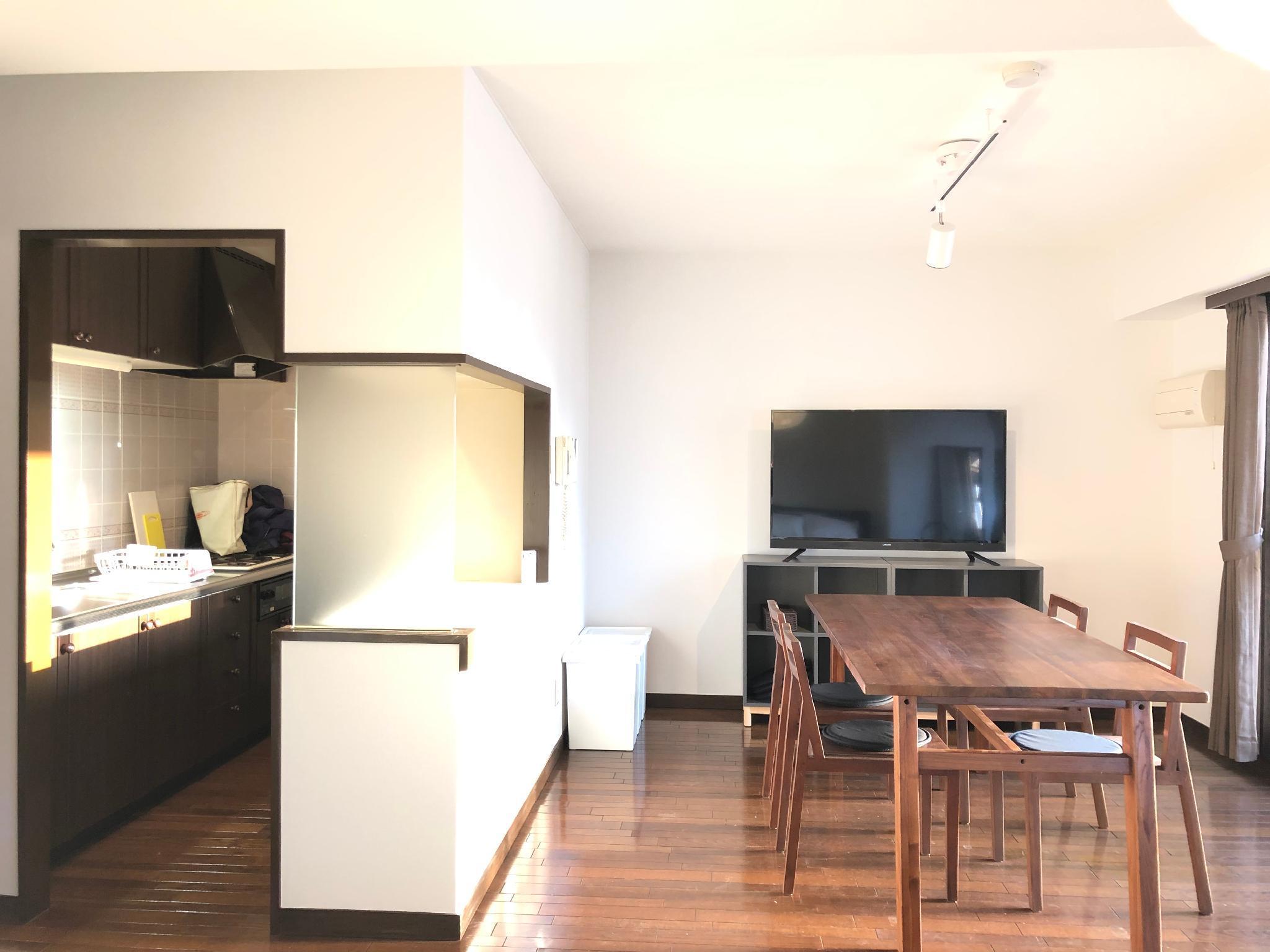 C61 1 Bedroom Apartment In Sapporo
